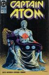 Captain Atom #44 comic books - cover scans photos Captain Atom #44 comic books - covers, picture gallery