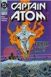 Captain Atom #47 comic books - cover scans photos Captain Atom #47 comic books - covers, picture gallery