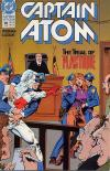 Captain Atom #49 comic books - cover scans photos Captain Atom #49 comic books - covers, picture gallery