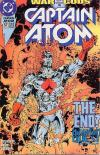 Captain Atom #57 comic books for sale