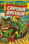 Captain Britain #9 Comic Books - Covers, Scans, Photos  in Captain Britain Comic Books - Covers, Scans, Gallery
