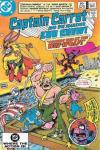 Captain Carrot and His Amazing Zoo Crew #10 comic books - cover scans photos Captain Carrot and His Amazing Zoo Crew #10 comic books - covers, picture gallery