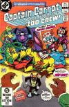 Captain Carrot and His Amazing Zoo Crew #12 comic books - cover scans photos Captain Carrot and His Amazing Zoo Crew #12 comic books - covers, picture gallery