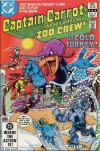Captain Carrot and His Amazing Zoo Crew #13 comic books - cover scans photos Captain Carrot and His Amazing Zoo Crew #13 comic books - covers, picture gallery