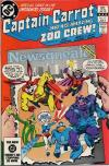 Captain Carrot and His Amazing Zoo Crew #17 comic books - cover scans photos Captain Carrot and His Amazing Zoo Crew #17 comic books - covers, picture gallery