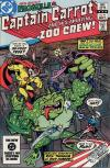 Captain Carrot and His Amazing Zoo Crew #19 comic books for sale