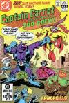 Captain Carrot and His Amazing Zoo Crew #2 comic books - cover scans photos Captain Carrot and His Amazing Zoo Crew #2 comic books - covers, picture gallery