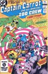 Captain Carrot and His Amazing Zoo Crew #20 comic books - cover scans photos Captain Carrot and His Amazing Zoo Crew #20 comic books - covers, picture gallery