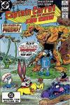Captain Carrot and His Amazing Zoo Crew #4 comic books - cover scans photos Captain Carrot and His Amazing Zoo Crew #4 comic books - covers, picture gallery