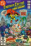 Captain Carrot and His Amazing Zoo Crew #5 comic books - cover scans photos Captain Carrot and His Amazing Zoo Crew #5 comic books - covers, picture gallery