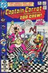 Captain Carrot and His Amazing Zoo Crew #8 comic books - cover scans photos Captain Carrot and His Amazing Zoo Crew #8 comic books - covers, picture gallery