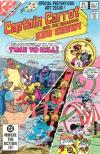 Captain Carrot and His Amazing Zoo Crew #9 comic books - cover scans photos Captain Carrot and His Amazing Zoo Crew #9 comic books - covers, picture gallery