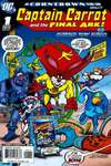 Captain Carrot and the Final Ark comic books