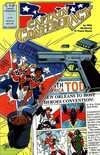Captain Confederacy comic books