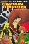 Captain Harlock comic books