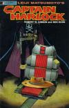 Captain Harlock #8 Comic Books - Covers, Scans, Photos  in Captain Harlock Comic Books - Covers, Scans, Gallery