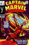 Captain Marvel #15 comic books for sale