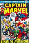 Captain Marvel #23 Comic Books - Covers, Scans, Photos  in Captain Marvel Comic Books - Covers, Scans, Gallery