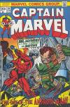 Captain Marvel #24 comic books for sale