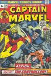 Captain Marvel #30 cheap bargain discounted comic books Captain Marvel #30 comic books