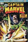 Captain Marvel #36 comic books - cover scans photos Captain Marvel #36 comic books - covers, picture gallery