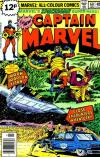 Captain Marvel #60 Comic Books - Covers, Scans, Photos  in Captain Marvel Comic Books - Covers, Scans, Gallery