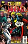 Captain Marvel #6 comic books - cover scans photos Captain Marvel #6 comic books - covers, picture gallery