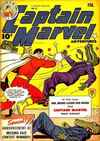 Captain Marvel Adventures #43 Comic Books - Covers, Scans, Photos  in Captain Marvel Adventures Comic Books - Covers, Scans, Gallery