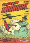 Captain Midnight #12 comic books for sale