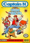 Captain N: The Game Master Comic Books. Captain N: The Game Master Comics.