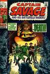 Captain Savage and His Leatherneck Raiders #15 comic books for sale