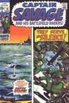 Captain Savage and His Leatherneck Raiders #19 Comic Books - Covers, Scans, Photos  in Captain Savage and His Leatherneck Raiders Comic Books - Covers, Scans, Gallery