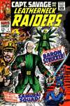 Captain Savage and His Leatherneck Raiders #2 comic books for sale