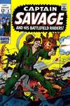 Captain Savage and His Leatherneck Raiders #9 comic books for sale