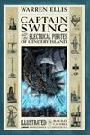 Captain Swing and the Electrical Pirates of Cindery Island comic books
