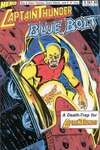 Captain Thunder and Blue Bolt #5 comic books - cover scans photos Captain Thunder and Blue Bolt #5 comic books - covers, picture gallery
