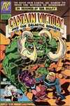 Captain Victory and the Galactic Rangers #3 Comic Books - Covers, Scans, Photos  in Captain Victory and the Galactic Rangers Comic Books - Covers, Scans, Gallery