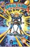 Captain Victory and the Galactic Rangers comic books