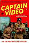Captain Video #2 Comic Books - Covers, Scans, Photos  in Captain Video Comic Books - Covers, Scans, Gallery