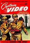 Captain Video #4 Comic Books - Covers, Scans, Photos  in Captain Video Comic Books - Covers, Scans, Gallery