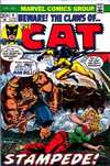 Cat #4 comic books for sale