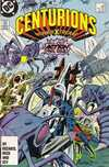 Centurions #4 Comic Books - Covers, Scans, Photos  in Centurions Comic Books - Covers, Scans, Gallery