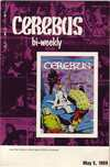 Cerebus Bi-Weekly #12 comic books - cover scans photos Cerebus Bi-Weekly #12 comic books - covers, picture gallery