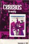 Cerebus Bi-Weekly #21 Comic Books - Covers, Scans, Photos  in Cerebus Bi-Weekly Comic Books - Covers, Scans, Gallery