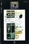 Cerebus: High Society #7 comic books for sale