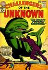 Challengers of the Unknown #20 Comic Books - Covers, Scans, Photos  in Challengers of the Unknown Comic Books - Covers, Scans, Gallery
