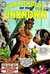 Challengers of the Unknown #31 comic books - cover scans photos Challengers of the Unknown #31 comic books - covers, picture gallery
