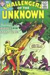 Challengers of the Unknown #5 Comic Books - Covers, Scans, Photos  in Challengers of the Unknown Comic Books - Covers, Scans, Gallery