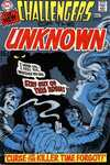 Challengers of the Unknown #73 comic books - cover scans photos Challengers of the Unknown #73 comic books - covers, picture gallery