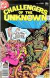 Challengers of the Unknown #83 comic books - cover scans photos Challengers of the Unknown #83 comic books - covers, picture gallery